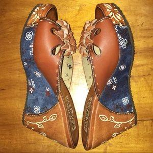 🆕 Spring Step Velocity Wedge Sandals